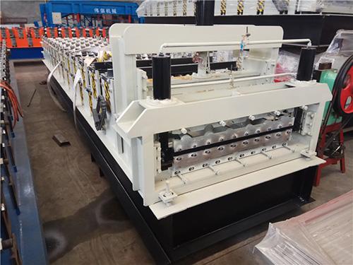 800竹节琉璃瓦机